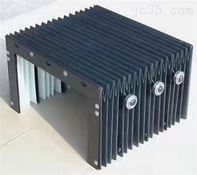 定制款柔性导轨专用风琴式防尘罩