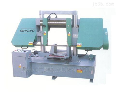 热销GB4250金属带锯床报价