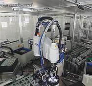 手机主板自动测试机器人