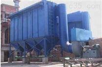 周口铸造厂冲天炉熔炼过程烟气治理除尘系统