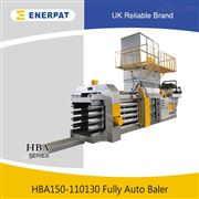 HBA150-110130工业废料打包机卧式压缩机设备