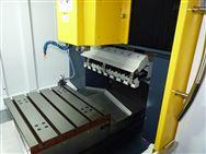 D6 8位直排式刀庫雕銑機