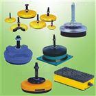 齐全厂家加工各种系列垫铁 圆形橡胶减震垫等
