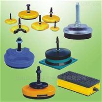 厂家加工各种系列垫铁 圆形橡胶减震垫等