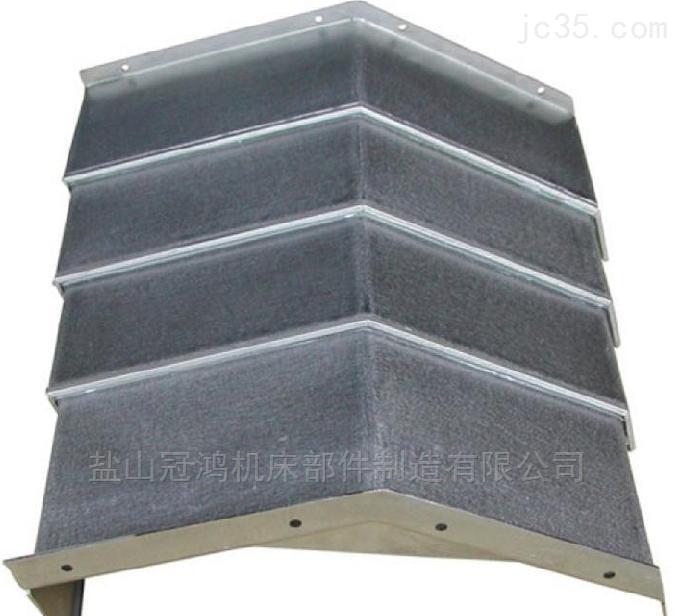 泰安机床钢板护罩定做厂家