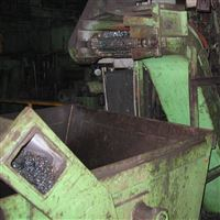 rfxc机床切屑运输铁车(切屑回收箱)