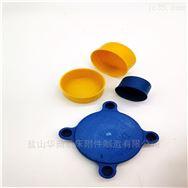 定做各种型号管帽 DN150塑料法兰盖等报价