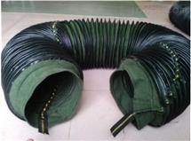 圆形拉链式帆布防尘罩