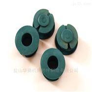 華蒴生產各種管帽 方形塑料管帽顏色可定做