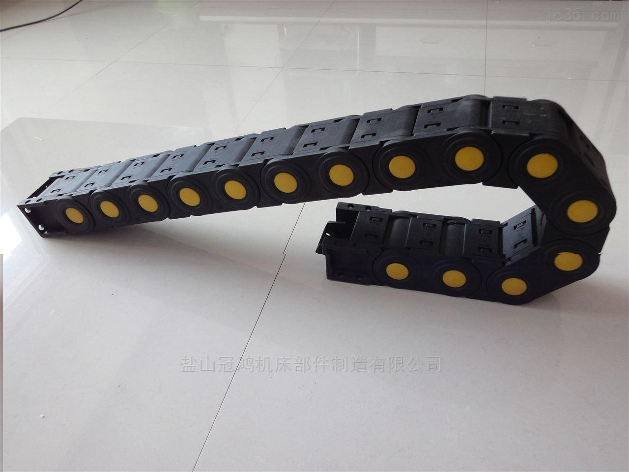 机械手高速塑料拖链批发厂家