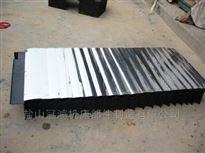 定做济南不锈钢片风琴伸缩防尘罩