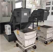 机床钻铣加工中心排屑机