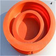 大口径塑料管帽 无缝钢管塑料堵头 塑料法兰