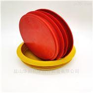 无缝钢管塑料保护帽 塑料法兰盖 PE塑料管帽