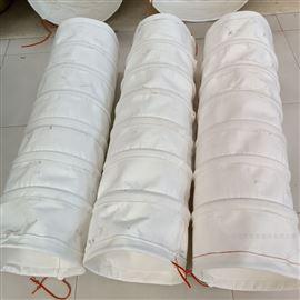 600口徑水泥帆布卸料口伸縮布袋