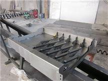 厂家定制加工中心钢板防护罩