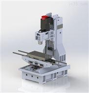 VMC535L小型加工中心光机