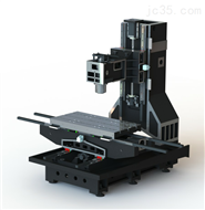 XK715立式加工中心光机