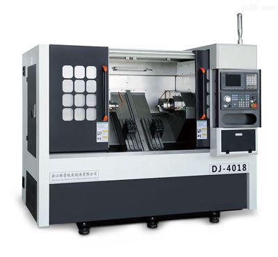 DJ-4018斜床身线轨数控车床