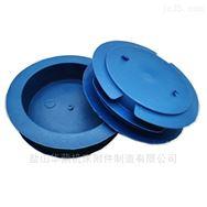 无缝钢管塑料管塞 镀锌管PE塑料保护帽