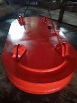 无锡金鸿专业生产销售吊运废钢铁用起重电磁吸盘