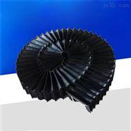 柔性风琴伸缩式防护罩圆形护罩厂家直销
