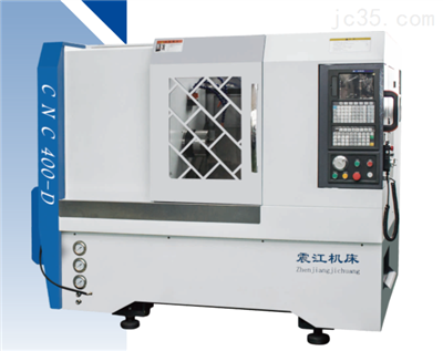 CNC400-D斜导轨数控机床