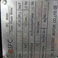 SFC变频主轴电机FB-50-3.7B现货