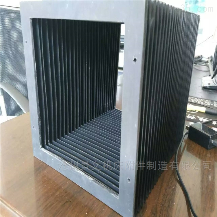云南机械设备方形风琴防护罩厂家价格