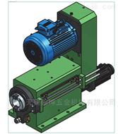 台湾翰坤hardy大孔径伺服钻孔动力头SSD15