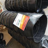 橡胶布密封防腐蚀通风口软连接价格
