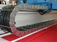 卸卷小车运行钢制拖链