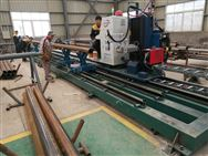 钢结构相贯线切割机 圆管切割设备