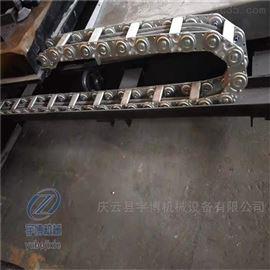 厂家供应重型桥式钢制拖链TL
