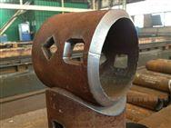 相贯线切割机 钢结构管材切割设备