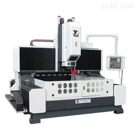 液压机械部件用数控高速钻铣床