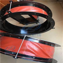 YB廠家直銷丹東方型伸縮帆布排煙通風軟連接