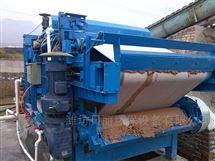 大同矿砂石料厂带式污泥浓缩机设备工作原理