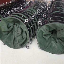 散装罐车卸料口输送加厚帆布布袋