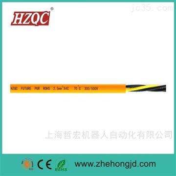 耐油柔性拖链电缆