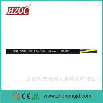 耐弯曲高柔性动力电缆