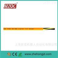 PUR柔性拖链聚氨酯电缆