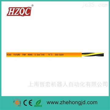 HZQC耐弯曲柔性拖链电缆
