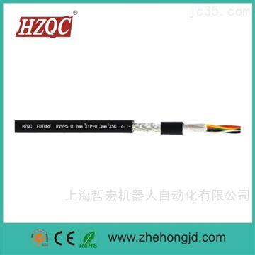 耐磨柔性电缆