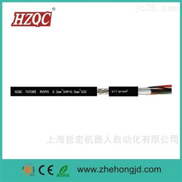 重度耐油抗拉伸電纜