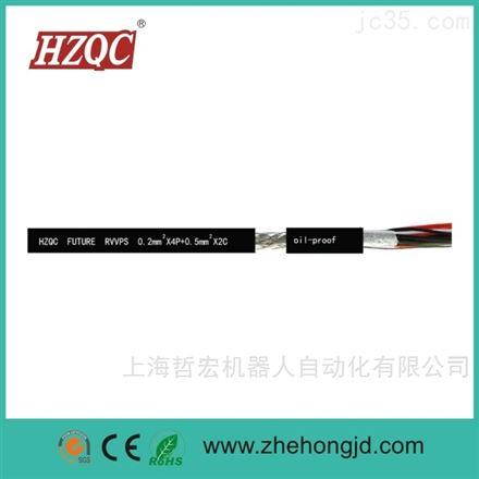 重度耐油抗拉伸电缆