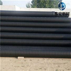 200~2200mm全新料HDPE双壁波纹管道管材
