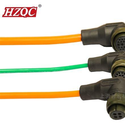 FANUC三菱一体式数控电缆组件