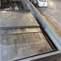 无锡四轴加工中心机床钢板护罩厂家