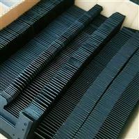 自产自销耐高温pvc支撑导轨风琴防护罩